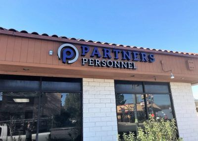 Caliber Signs - Partners Personnel (North Hollywood)