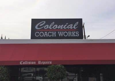 Colonial Coach Works