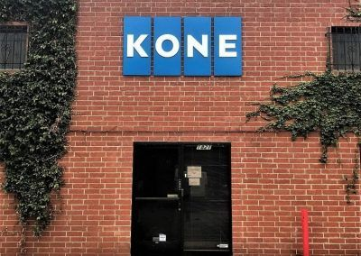 KONE (Mark Your Space)